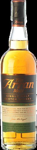 Arran Scotch Whisky Single Malt Sauternes Finish