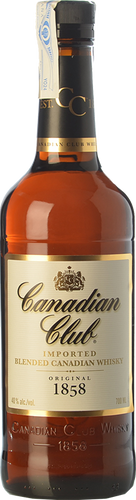 Canadian Club Original 1858
