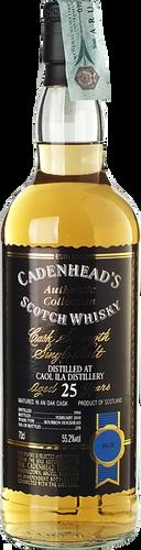 Cadenhead's Caol Ila  25 anni 1991