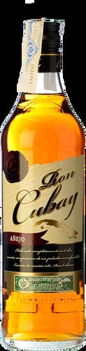 Ron Cubay Añejo