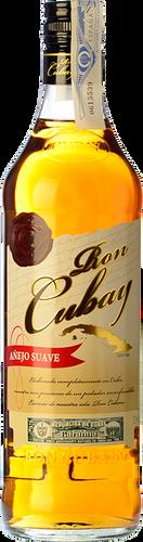 Ron Cubay Añejo Suave