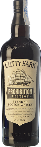 Cutty Sark Prohibition