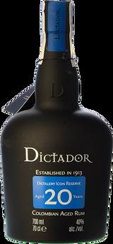 Ron Dictador 20 Años