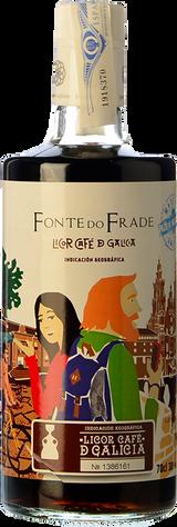 Fonte do Frade Licor de Café de Galicia