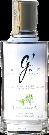 Gin G'Vine Nouaison