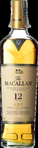 The Macallan Triple Cask 12