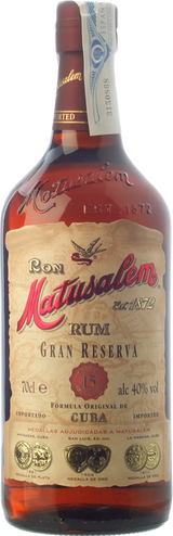 Ron Matusalem Gran Reserva 15 años