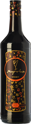 Vermut Myrrha Rojo (1 L)