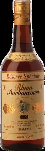 Barbancourt Réserve Spéciale 8 años