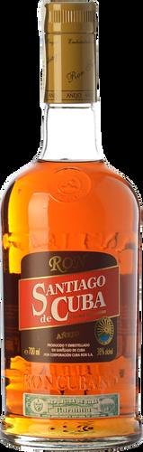 Ron Santiago de Cuba Añejo