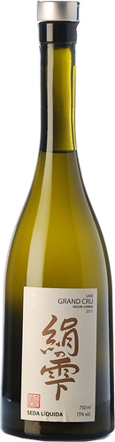 Seda Líquida Sake Grand Cru 2018 (0,72 L)