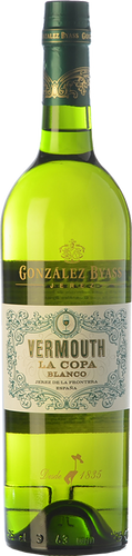 González Byass Vermouth la Copa Blanco