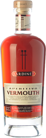 Vermouth Bardinet Hermanos Torres