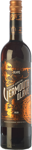 Vermouth Olave Rojo Reserva Especial