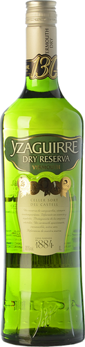 Yzaguirre Blanco Extraseco Dry 1L (1 L)