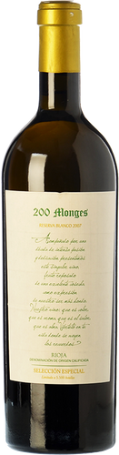 200 Monges Selección Especial Blanco 2008
