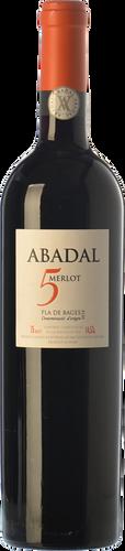 Abadal 5 Merlot 2017