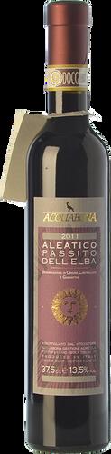 Acquabona Elba Aleatico Passito 2012 (0,37 L)