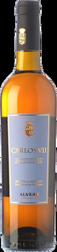 Alvear Carlos VII Amontillado (0,5 L)