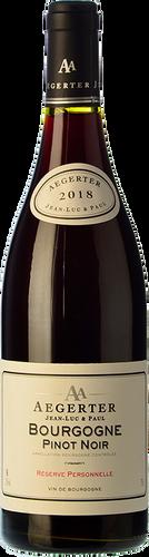 Aegerter Bourgogne Pinot Noir 2018