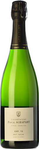 Champagne Agrapart Grand Cru Avizoise 2013