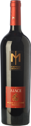 Castello Monaci Salice Salentino Ris. Aiace 2016