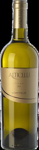 Cantele Salento Fiano Alticelli 2018