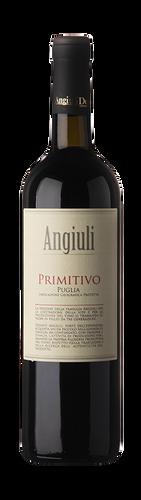 Angiuli Gioia del Colle Primitivo Angiuli 2019