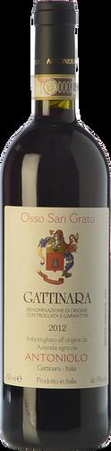 Antoniolo Gattinara Osso San Grato 2014