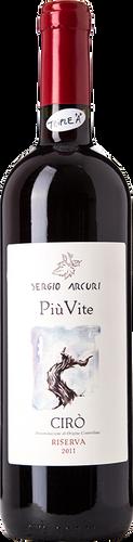 Sergio Arcuri Cirò Riserva Più Vite 2013