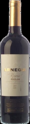 Arnegui Reserva 2016