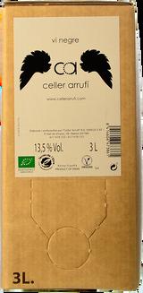 Celler Arrufí Negre (Bag in box 3L)