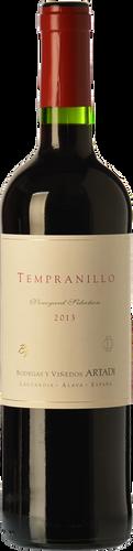 Tempranillo By Artadi 2015