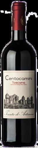 Artimino Toscana Rosso Centocamini 2018