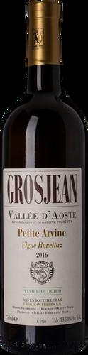 Grosjean Petite Arvine Vigne Rovettaz 2019