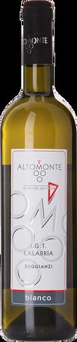 Altomonte Calabria Bianco Suggianzi 2017