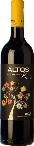 Altos R Reserva 2016