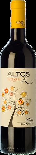Altos R Tempranillo 2018