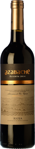 Azabache Reserva 2014
