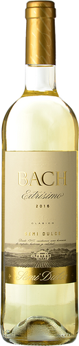 Bach Extrísimo Blanco Semi Dulce 2019