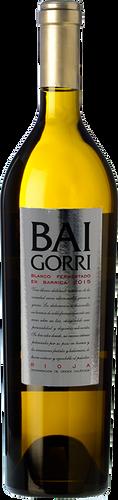 Baigorri Blanco Fermentado en Barrica 2016