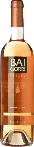 Baigorri Rosado 2019