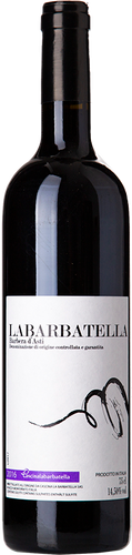 La Barbatella Barbera d'Asti 2018