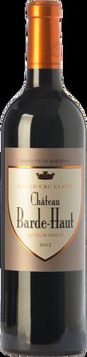 Château Barde-Haut 2017