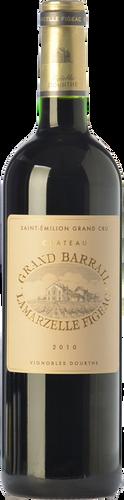 Château Grand Barrail Lamarzelle Figeac 2016