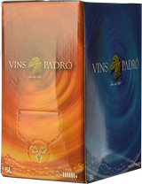 Vins Padró Blanc (Bag in box 5L)