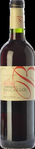 Le Bordeaux de Maucaillou 2017