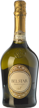 Bel Star Prosecco Extradry Cult