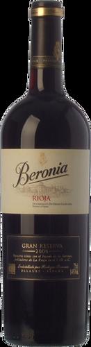 Beronia Gran Reserva 2011