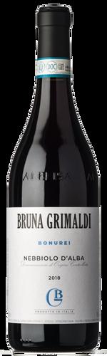 Bruna Grimaldi Nebbiolo d'Alba Bonurei 2018